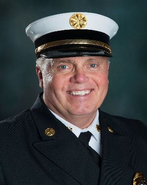 Fire Chief William Rash